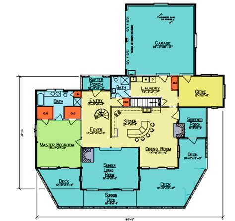 waltons mountain floor plan ward cedar log homes