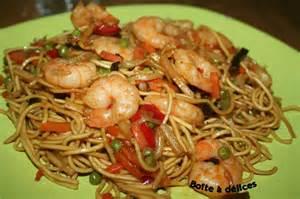 pates chinoises aux crevettes pates chinoises aux crevettes 28 images recette de p