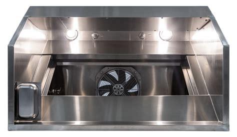 ventilation direct residential exhaust hoods