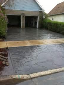 Arizona Tile Ontario California by Arizona Flagstone Sted Concrete Driveway In
