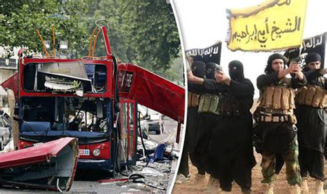 Terror Warning British Isis Jihadis 'recruiting' For