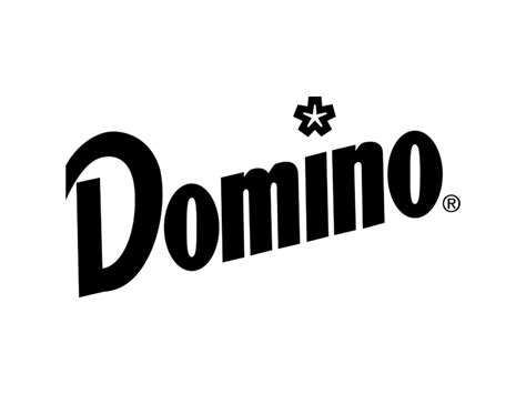 Domino Sugar Logo Png Transparent & Svg Vector