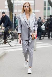 Büro Outfit Herren : dress for success street styles hosenanzug b ro mode und b ro outfit ~ Frokenaadalensverden.com Haus und Dekorationen