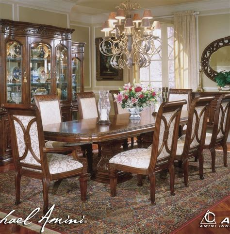 big dining room tables large round dining room table marceladick com