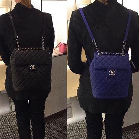 chanel cc flap backpack bragmybag