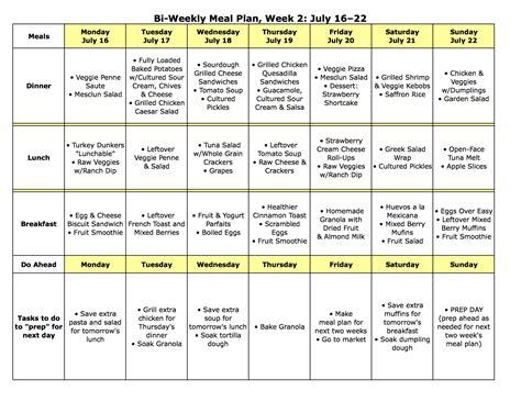 plan cuisines diet menu whole food diet menu plan