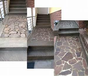 Granit Treppenstufen Außen : naturstein au en granit terrazzo treppen bodenbel ge fensterb nke ~ A.2002-acura-tl-radio.info Haus und Dekorationen