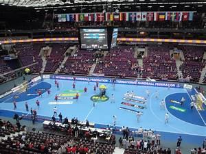 Edgar Lopez: Handball World Championship