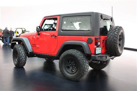 future jeep wrangler jeep wrangler slim concept photo gallery autoblog