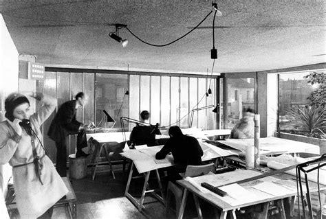 le bewegungsmelder außen aua atelier d urbanisme et d architecture bagnolet 1968 la salle de dessin tribel au