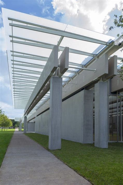 gallery of kimbell museum expansion renzo piano building workshop kendall heaton