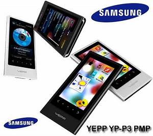 Samsung Yp P3 : samsung releases yepp yp p3 media player techgadgets ~ Watch28wear.com Haus und Dekorationen