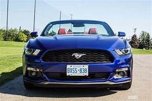 2017 Ford Mustang Convertible EcoBoost   DoubleClutch.ca