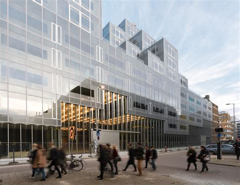 gallery of timmerhuis oma 5