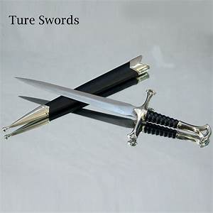 New Lord of the Rings European Antique Dagger Dark Knight