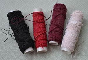 Types Of Threads Used For Sewing Machine
