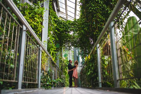 david bethany united states botanic garden engagement
