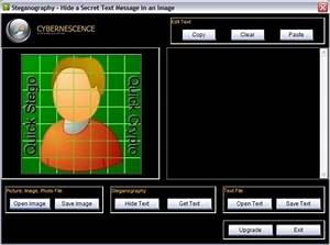 Open source steganography - welcome to the homepage of