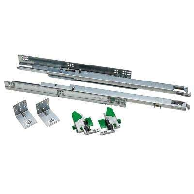 Undermount Drawer Slides Home Depot by Undermount Drawer Slides Cabinet Hardware The Home Depot