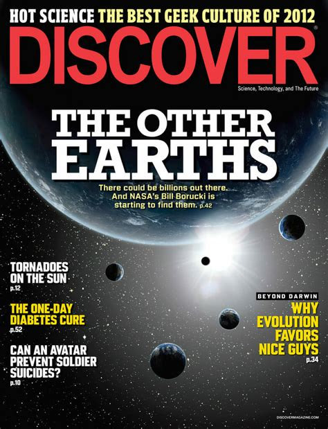 Discover Magazine - Just $6.99 A Year!
