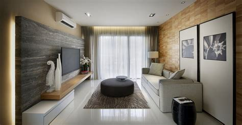 Home Decor Ideas Living Room Malaysia by Marble Tiles Living Room Modern Townhouse In Kuala