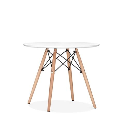 chaise tendance eames inspired dsw white table dsw dining