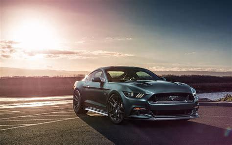 Ford Mustang Gt For Velgen Wheels3 Wallpaper