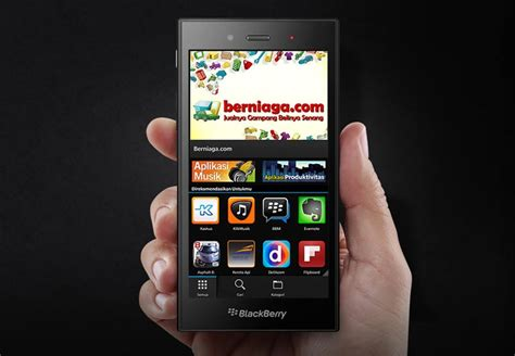blackberry z3 price specifications and features bgr india