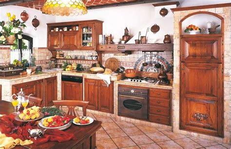 Foto Cucine Rustiche In Legno by Cucine Muratura Rustiche Cucine Classiche