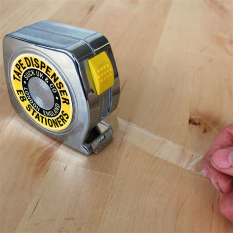 Tape Measure Sticky Tape Dispenser   Shut Up And Take My Money