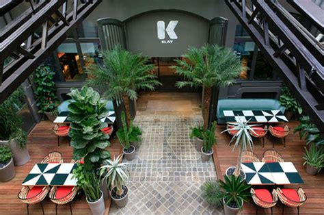 charlotte biltgen designs  klay restaurant  terrace