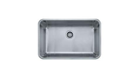 photos of kitchen sinks franke grande stainless steel undermount single bowl 4168