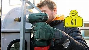 Camper Selber Ausbauen : schleifen lackieren und durch 39 s dach bohren defender zum wohnmobil camper selber ausbauen ~ Pilothousefishingboats.com Haus und Dekorationen
