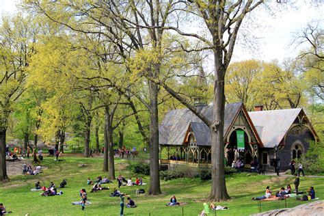 Central Park, The Most Famous Park in New York, United ...