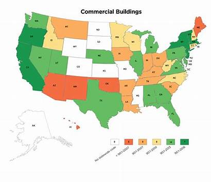 Code State Adoption Map Energy Commercial Status