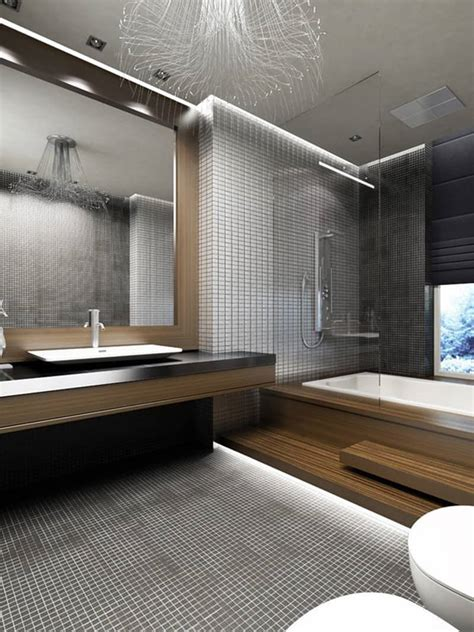 modern bathroom design how to light your bathroom right designrulz