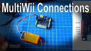 2  7  How To Wire Up A Multiwii Se Board To Your