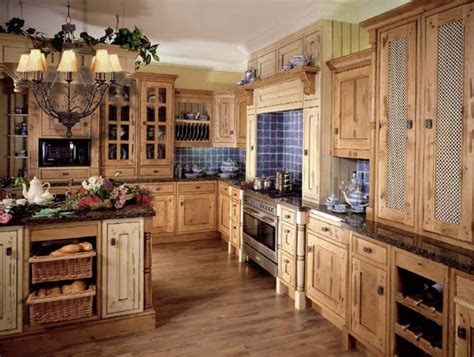 Country Kitchen Design Ideas  Furniture & Home Design Ideas