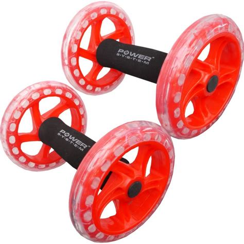 Preses Rullītis Twin Core AB Wheels (PS-4065) - FitFactory