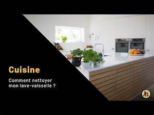 Comment Nettoyer Lave Vaisselle : comment nettoyer mon lave vaisselle enti rement youtube ~ Melissatoandfro.com Idées de Décoration