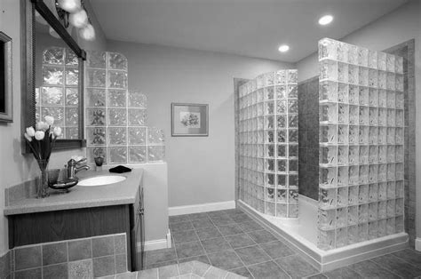 and gray bathroom tile ideas amazing of cool monochrome bathroom design ideas cube gla White