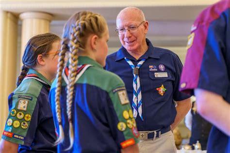 chief scout scouts australia