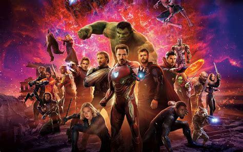 wallpaper avengers infinity war