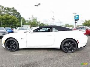 2017 Summit White Chevrolet Camaro SS Convertible ...