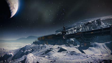 destiny mars gameplay screenshots