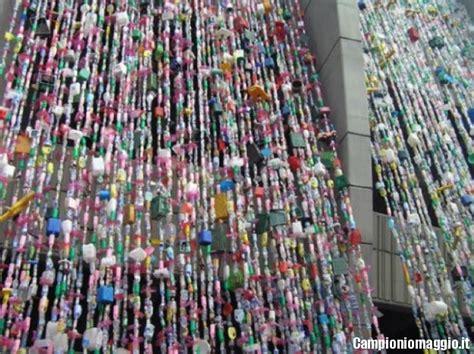 tende perline colorate come fare tende da interni con materiali di recupero