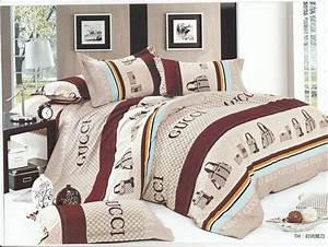 King Size Bettwäsche : beste baumwolle g nstig gucci bettw sche billig gut preiswert king size seide baumwolle bed ~ Watch28wear.com Haus und Dekorationen