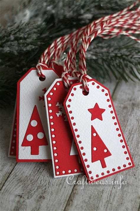 christmas paper craft scandinavian inspired christmas