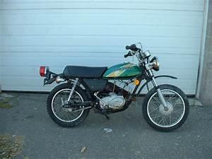 1976 Kawasaki Km 100-a