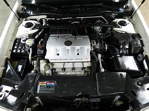 1998 Cadillac Deville Front A  C Heater Blower Motor